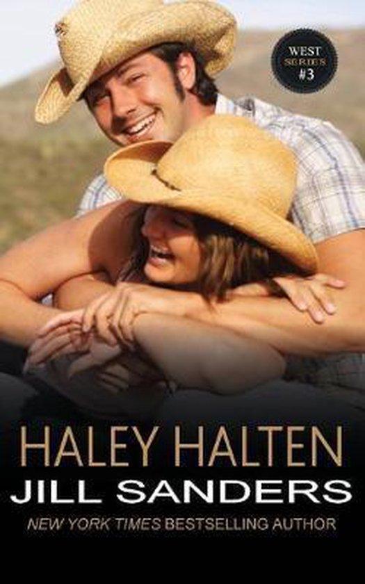 Omslag van Haley Halten