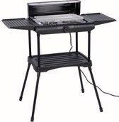 Excellent Electrics Elektrische Barbecue - 2000W - Zwart