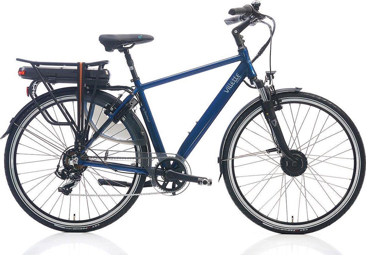 Villette le Bonheur elektrische fiets donkerblauw