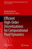 Efficient High-Order Discretizations for Computational Fluid Dynamics