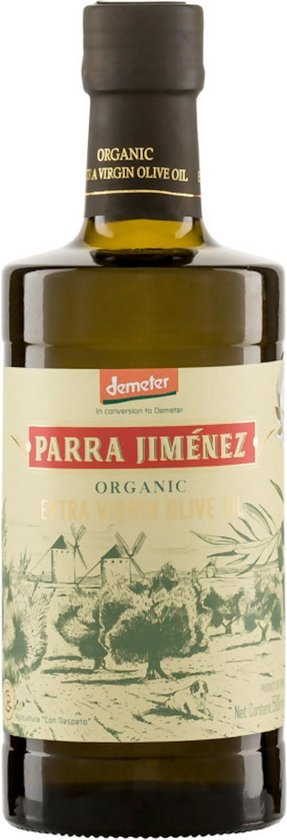 Olijfolie Extra Virgen | Biodynamische Olijfolie | Biologisch | Spaanse olijfolie |