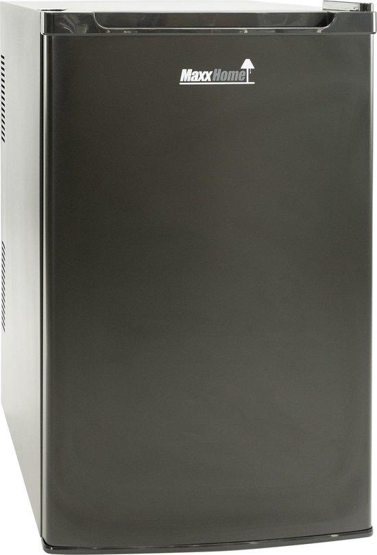 Koelkast: MaxxHome Mini Koelkast - Thermo-elektrisch - 80 Liter Zwart, van het merk MaxxHome