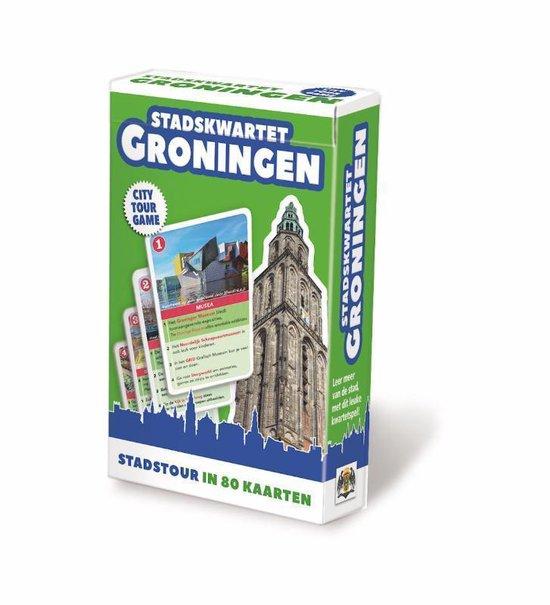 Afbeelding van het spel Stadskwartet - Stadskwartet Groningen