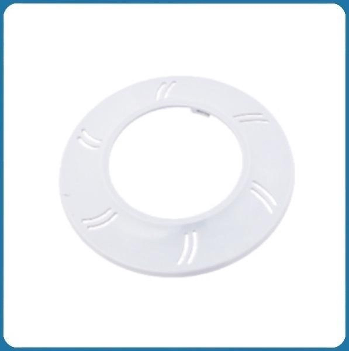 Adagio+ Zwembadverlichting LED Witte front ring lamp PLA170