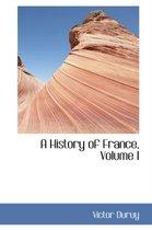 A History of France, Volume I