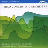 Holloway: Concerto No 3