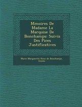 M Moires de Madame La Marquise de Bonchamps