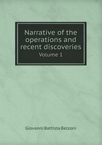 Narrative of the Operations and Recent Discoveries Volume 1