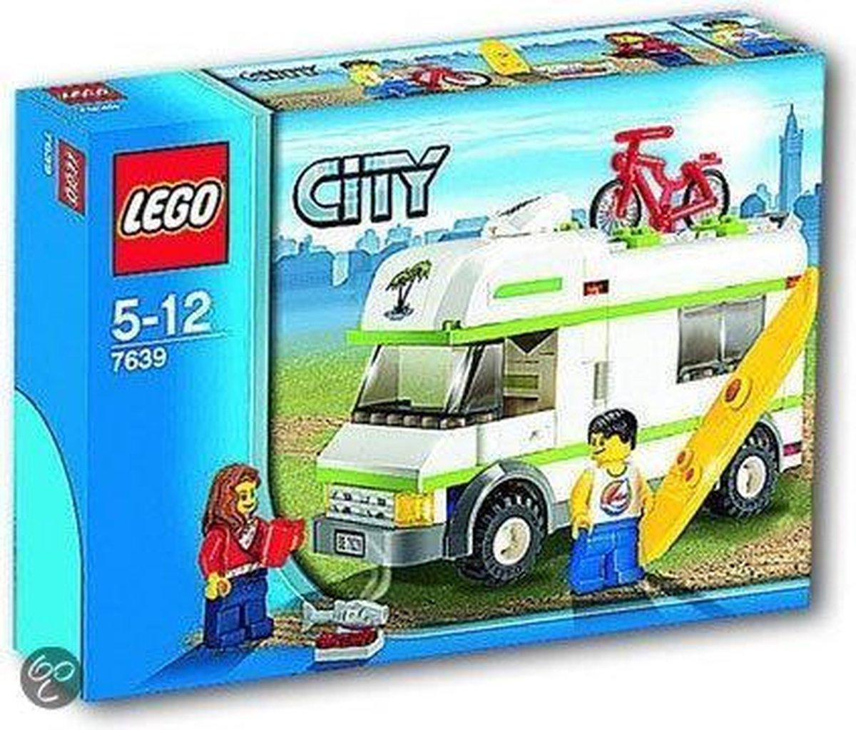 LEGO City Camper - 7639