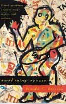 Boek cover Awakening Spaces van Brenda F. Berrian