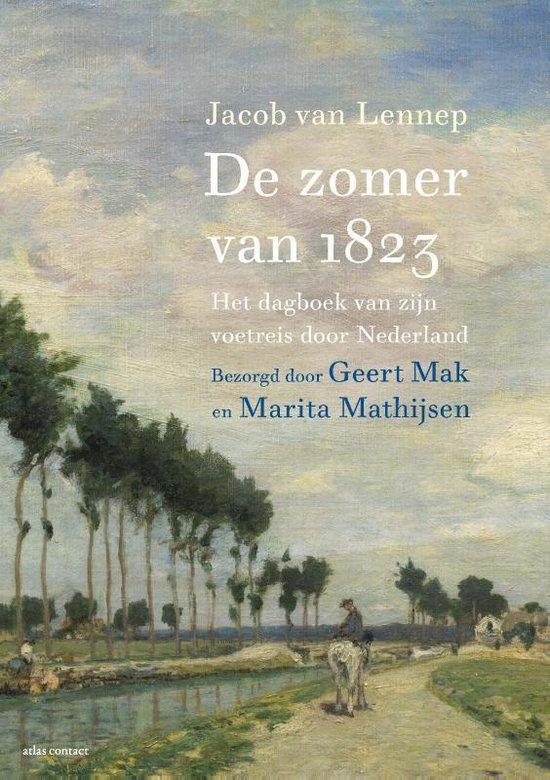 De zomer van 1823 - Jacob van Lennep |