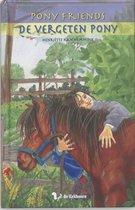 Boek cover De Vergeten Pony / Druk 1 van H. Kan Hemmink