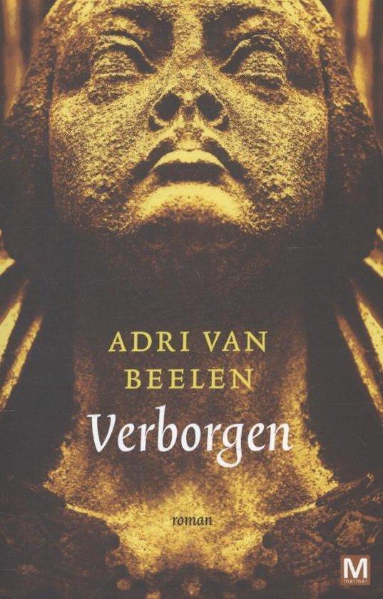 Boek cover Verborgen van Adri van Beelen (Paperback)