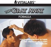 VitaTabs Turn-Gray-Away Complex met Catalase - 60 capsules - Voedingssupplementen
