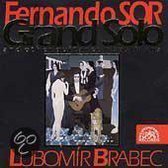Sor: Grand Solo, etc / Lubomir Brabec