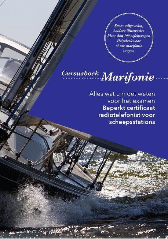 Boek cover Cursusboek Marifonie/VHF van Ben Ros (Paperback)