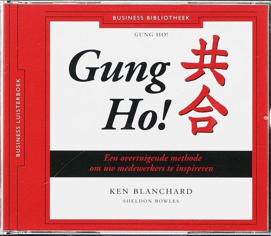 Gung Ho! Luisterboek - Ken Blanchard |