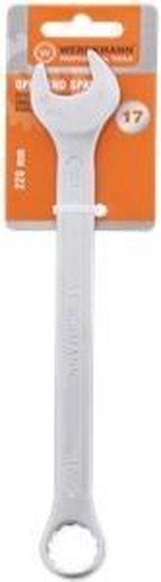 Steeksleutel 17mm - Werckmann steek/ringsleutel