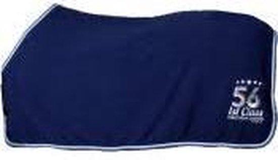 Fleecedeken Sequin Blauw