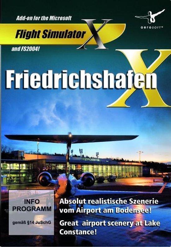 Friedrichshafen X (fs X + Fs 2004 Add-On)