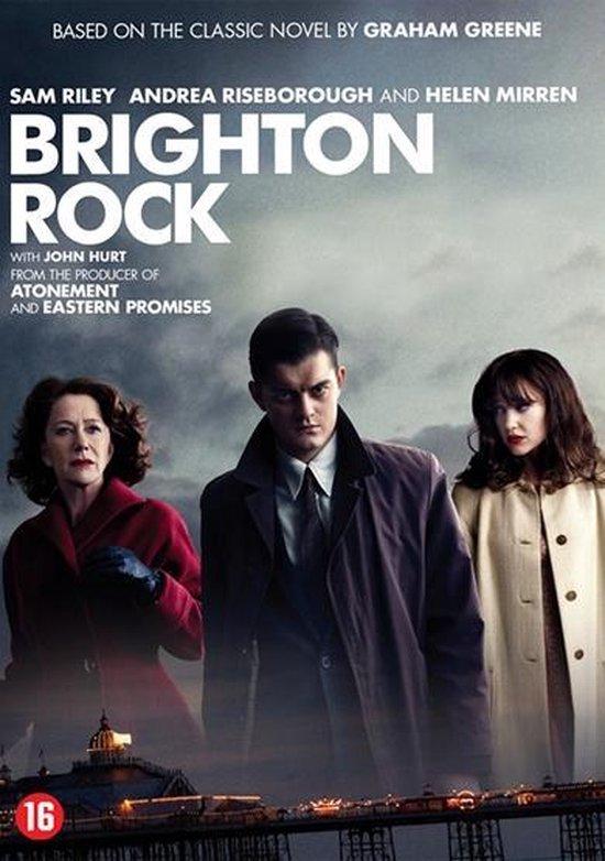 Cover van de film 'Brighton Rock'