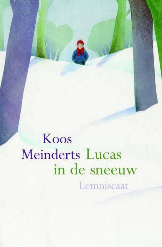 Lucas in de sneeuw - Koos Meinderts |