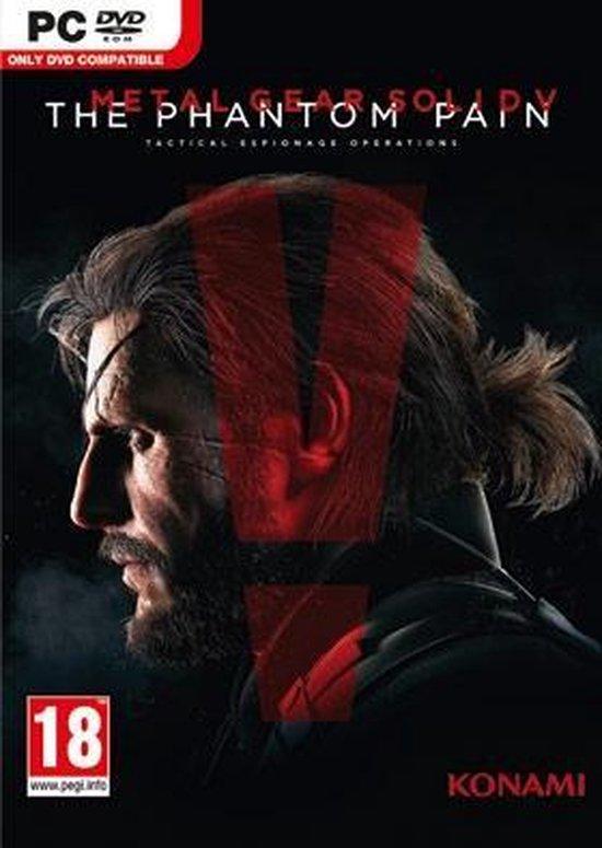 Metal Gear Solid V: The Phantom Pain – Windows Download