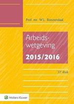 Arbeidswetgeving 2015/2016