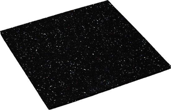Anti trillingsmat - 60 x 60 x 0,8 cm