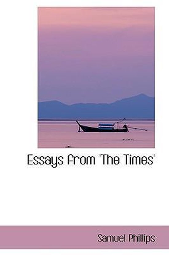 Essays from 'The Times'