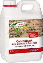 DCM Naturapy Anti-Onkruid & Anti-Mos - Terras, oprit en paden 2,5L