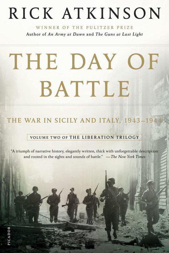 The War in Sicily and Italy, 1943-1944