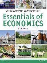 Boek cover Essentials of Economics van Sean Flynn