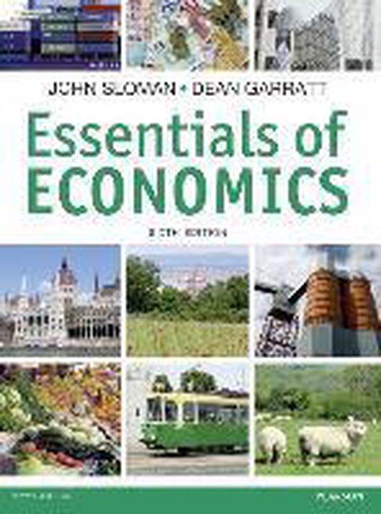Boek cover Essentials of Economics van Sean Flynn (Paperback)