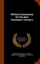 Biblical Commentary on the New Testament, Volume 1
