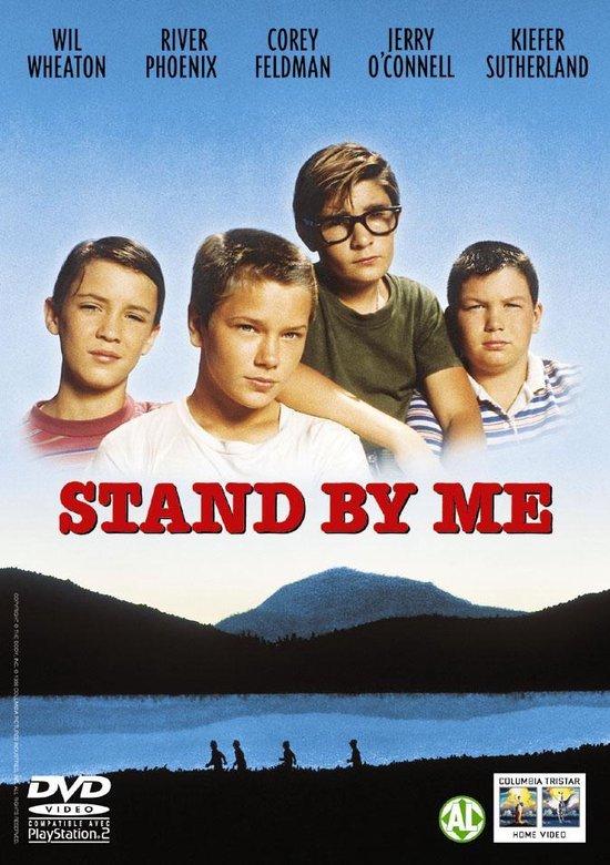 Cover van de film 'Stand By Me'