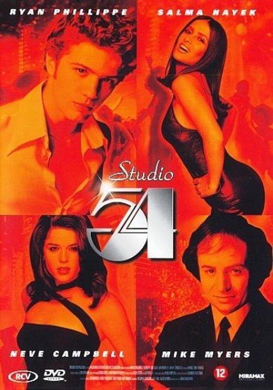 Cover van de film 'Studio 54'