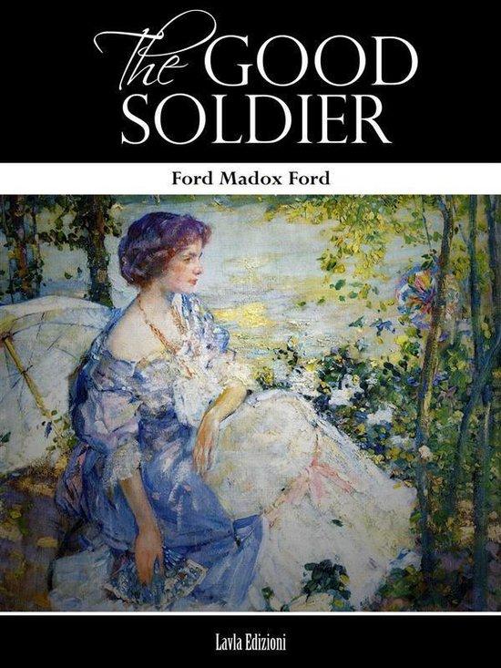 Boek cover The good soldier van Ford Madox Ford (Onbekend)