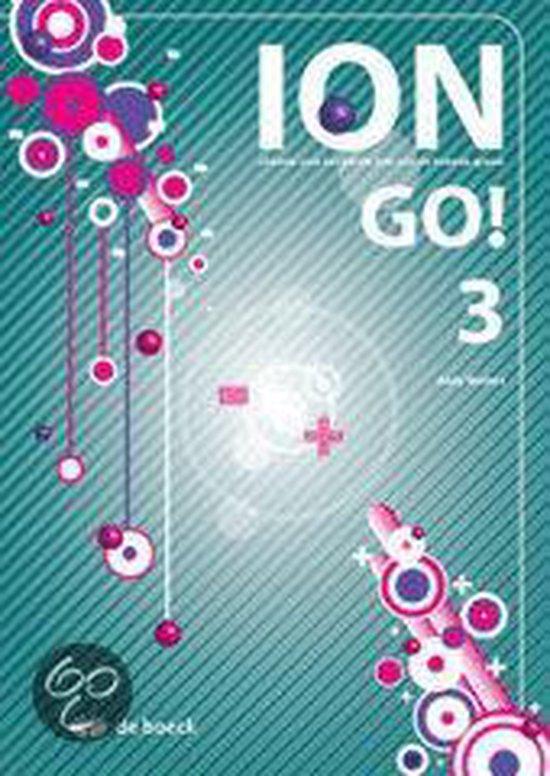 Ion go! 3 - leerwerkboek - Andy Reniers |
