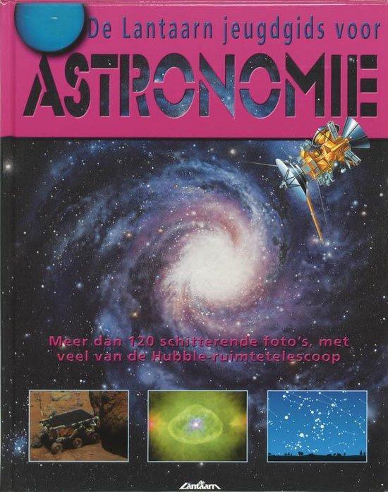 De Lantaarn jeugdgids voor astronomie - J. Mitton  