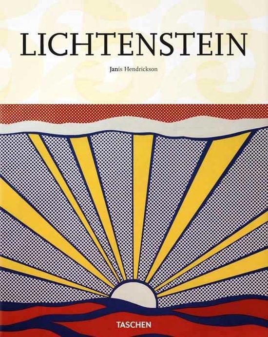 Roy lichtenstein 1923-1997 - Janis Hendrickson |