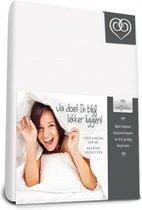 Bed-Fashion Stretchmolton hoeslaken comfort 180 x 200 cm