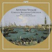 Complete Recorder Concertos: Rv441-