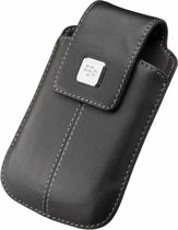 BlackBerry ACC-18960-201 Lederen Houder - Zwart