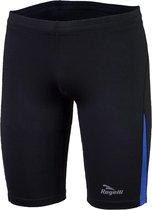Rogelli Dixon Runningshort  Hardloopbroek - Maat M  - Mannen - zwart/blauw