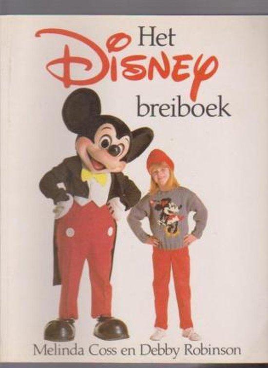 Disney breiboek - Coss |
