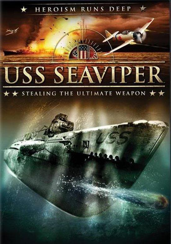 Cover van de film 'Uss Seaviper'