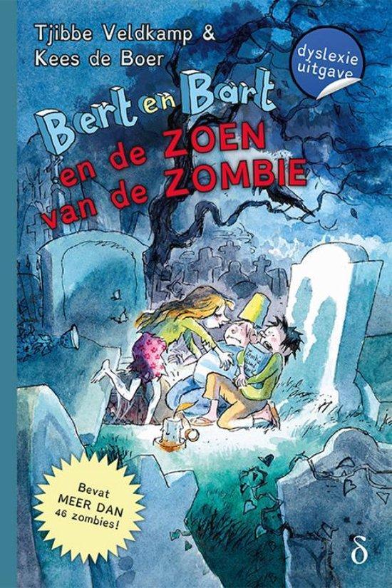 Bert en Bart 1 - Bert en Bart en de zoen van de Zombie - Tjibbe Veldkamp |