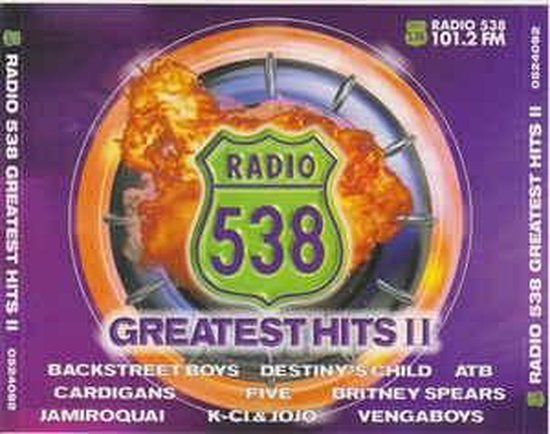 Radio 538 Greatest Hits, Vol. 2
