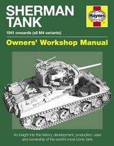 Omslag Sherman Tank Manual